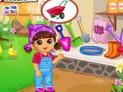 Dora Vegetable Planting