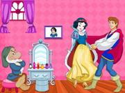 Princess Snow White Wedding Doll House